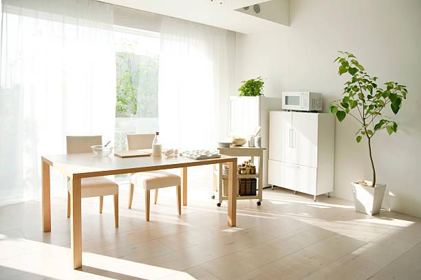 Dining room:スマホ壁紙(壁紙.com)