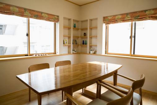 Japan「Dining Room」:スマホ壁紙(1)