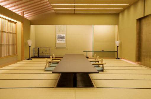 Asia「Dining room in restaurant」:スマホ壁紙(15)