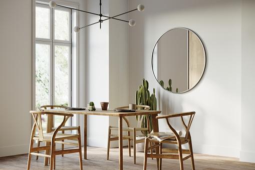 Corner「Dining room interior」:スマホ壁紙(0)