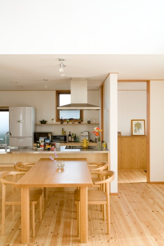Domestic Kitchen「Dining Room」:スマホ壁紙(3)