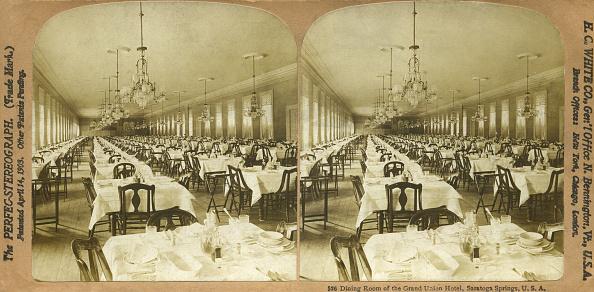 Dining Room「DINING ROOM OF THE GRAND UNION」:写真・画像(12)[壁紙.com]