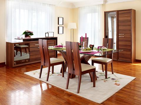 General View「dining room」:スマホ壁紙(15)