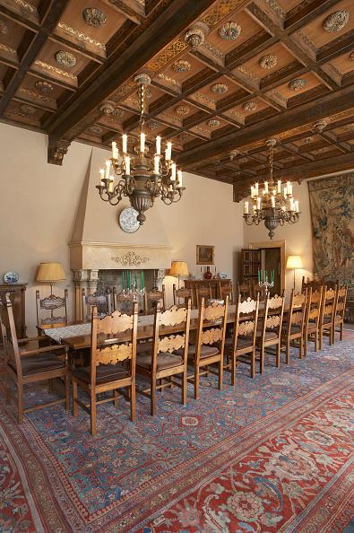 Rug「Dining Room, Royal White Palace, Belgrade, Serbia」:写真・画像(11)[壁紙.com]