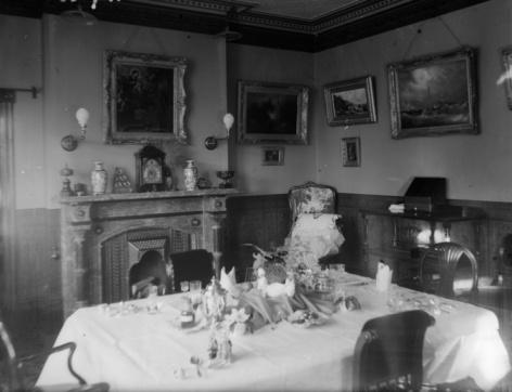 1900「Dining Room」:スマホ壁紙(19)