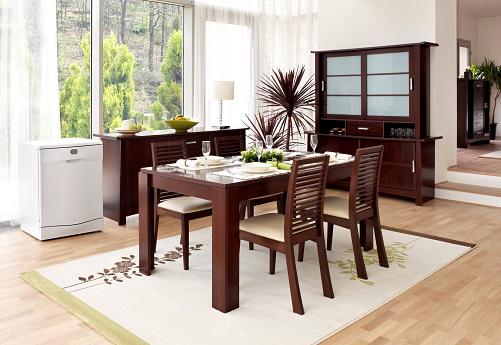 Position「Dining room with dishwasher」:スマホ壁紙(18)