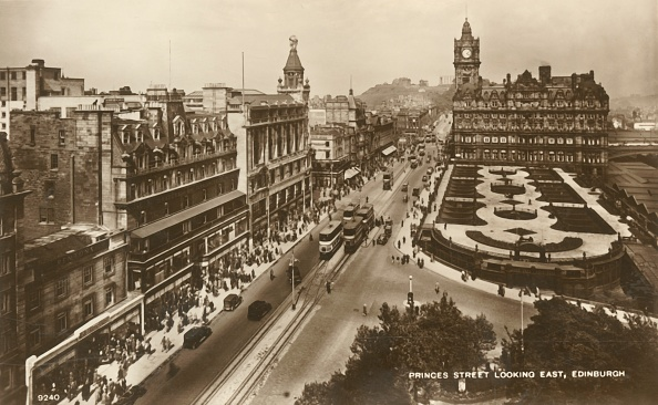 1900-1909「Princes Street Looking East」:写真・画像(15)[壁紙.com]
