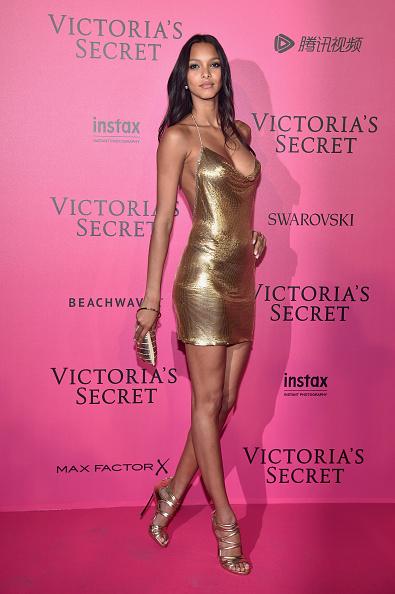 Lais Ribeiro「2016 Victoria's Secret Fashion Show in Paris - After Party - Arrivals」:写真・画像(3)[壁紙.com]