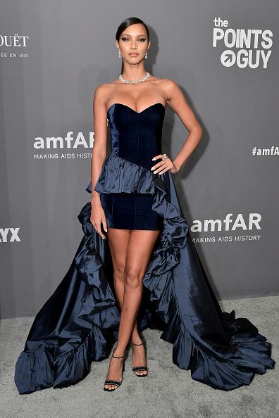 Lais Ribeiro「amfAR New York Gala 2019 - Arrivals」:写真・画像(11)[壁紙.com]