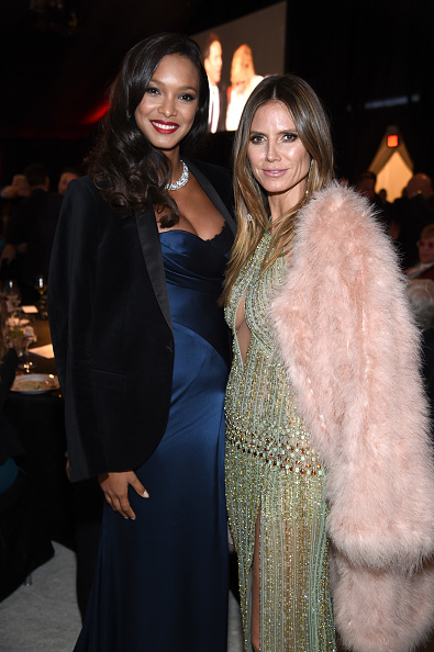 Lais Ribeiro「26th Annual Elton John AIDS Foundation Academy Awards Viewing Party sponsored by Bulgari, celebrating EJAF and the 90th Academy Awards  - Inside」:写真・画像(4)[壁紙.com]