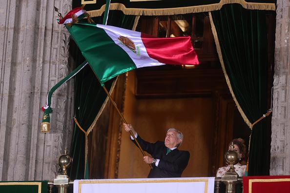 Mexico「Mexico Independence Day Celebrations Amid Coronavirus Pandemic」:写真・画像(8)[壁紙.com]