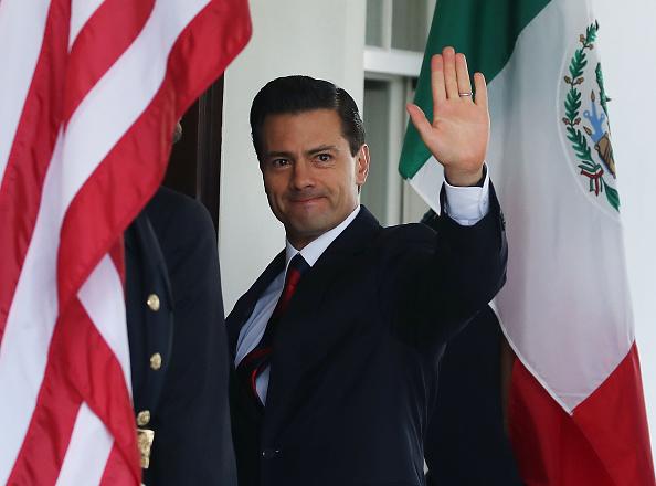 Enrique Pena Nieto「President Obama Holds News Conference With Mexican President Enrique Pena Nieto」:写真・画像(13)[壁紙.com]