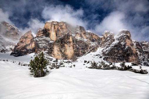 Austria「Dolomite Mountains, Italy」:スマホ壁紙(17)