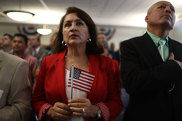 Kendall - Florida「Florida Residents Become Citizens In Naturalization Ceremony Held In Miami」:写真・画像(14)[壁紙.com]