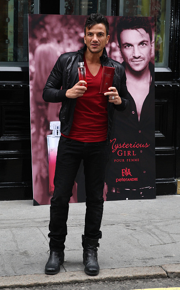 Mike Marsland「Peter Andre Launches New Fragrance 'Mysterious Girl'」:写真・画像(8)[壁紙.com]