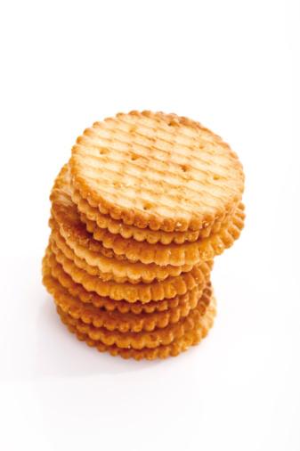 Eating「Stacked Cracker, close-up」:スマホ壁紙(11)