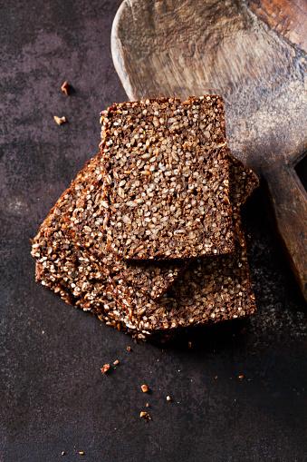Rye Bread「Coarse rye whole meal bread」:スマホ壁紙(0)