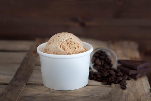 アイスクリーム「Cherry ice cream」:スマホ壁紙(2)