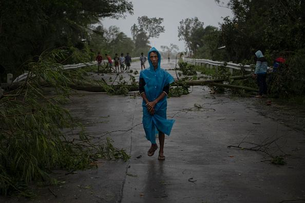 Philippines「Typhoon Goni Barrells Across The Philippines」:写真・画像(12)[壁紙.com]