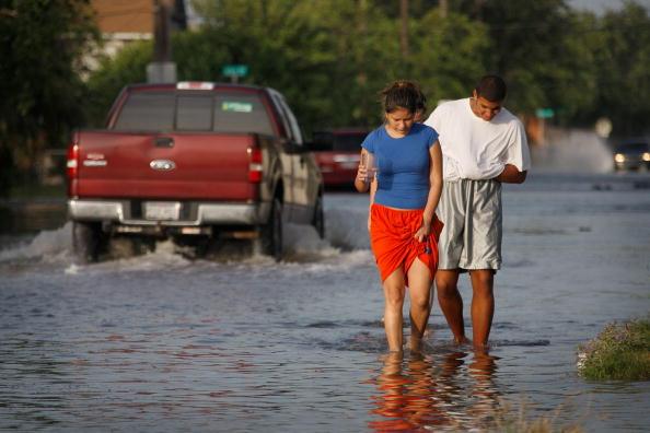 Hurricane Ike「Texas Gulf Coast Prepares For Hurricane Ike」:写真・画像(17)[壁紙.com]