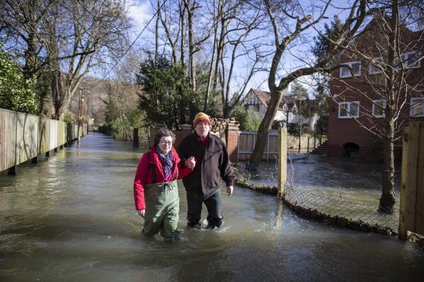 Concepts & Topics「Flood Misery Continues As Heavy Rain Hits The UK」:写真・画像(11)[壁紙.com]