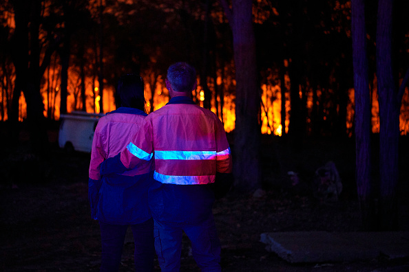 New South Wales「Emergency Warning Issued For Hawkesbury As Bushfire Nears Sydney Outskirts」:写真・画像(14)[壁紙.com]