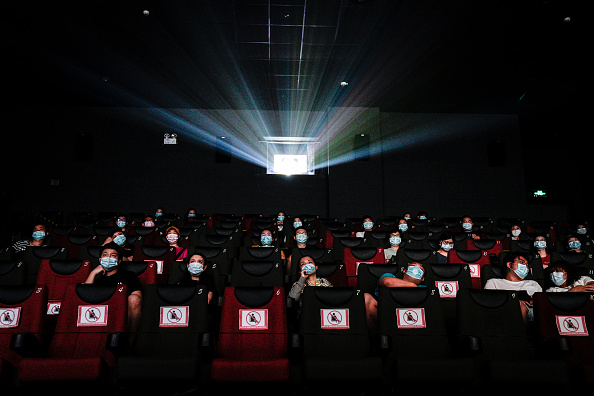 Movie「Wuhan Reopens Cinemas After Months In Lockdown」:写真・画像(1)[壁紙.com]