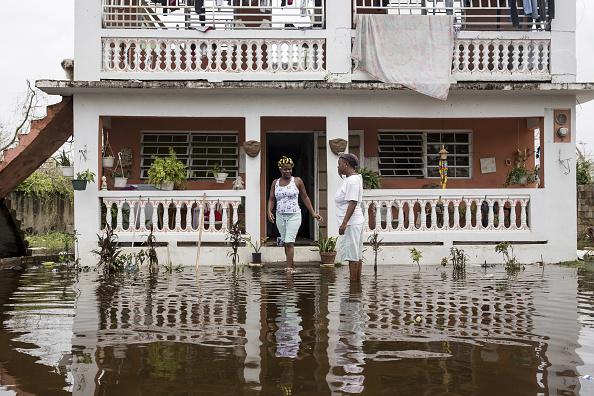 2017 Hurricane Maria「Puerto Rico Faces Extensive Damage After Hurricane Maria」:写真・画像(13)[壁紙.com]