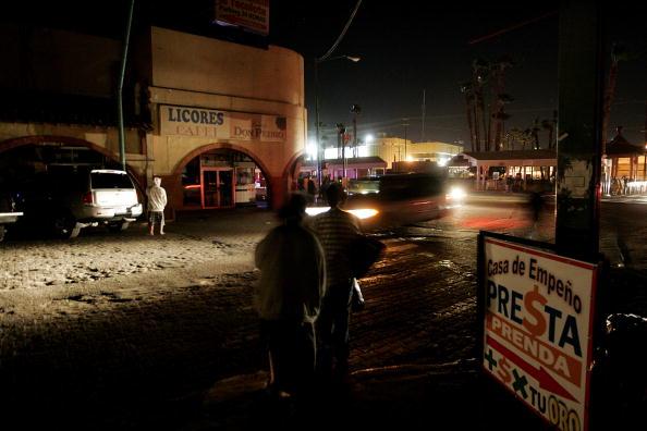 Baja California Peninsula「7.2 Earthquake Hits Baja Area Of California and Mexico」:写真・画像(10)[壁紙.com]