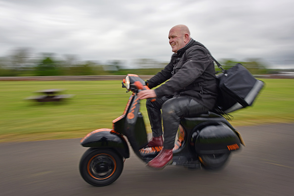 Finance and Economy「The Scottish National Scooter Rally」:写真・画像(10)[壁紙.com]
