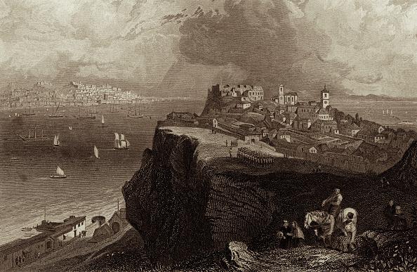 Plan - Document「View of Lisbon from Fort Almeida」:写真・画像(17)[壁紙.com]