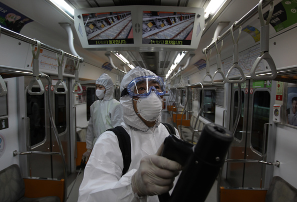 Infectious Disease「South Korea Reports Eighth MERS Death」:写真・画像(13)[壁紙.com]