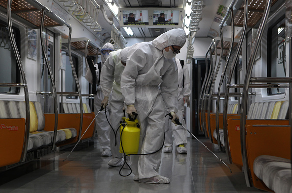 South Korea「South Korea Reports Eighth MERS Death」:写真・画像(7)[壁紙.com]