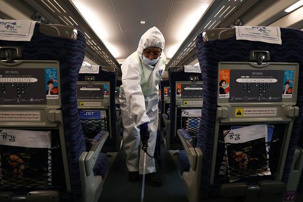 Mode of Transport「China's Wuhan Coronavirus Spreads To South Korea」:写真・画像(18)[壁紙.com]