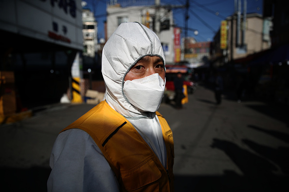 Occupation「Concern In South Korea As The Wuhan Coronavirus Spreads」:写真・画像(4)[壁紙.com]