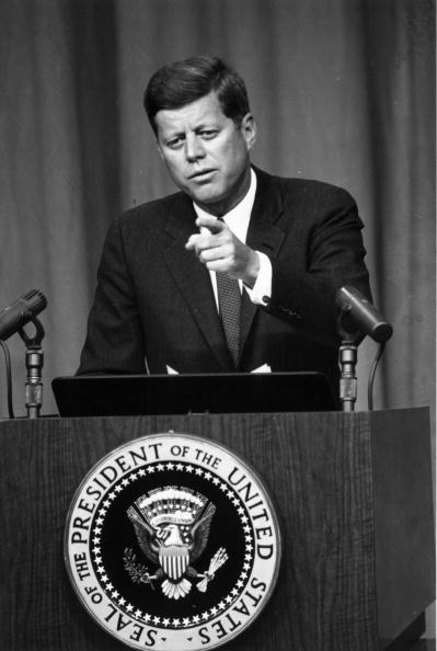 Press Room「Kennedy Addresses」:写真・画像(19)[壁紙.com]