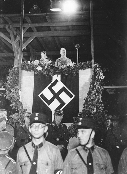 Speech「Hitler At Potsdam」:写真・画像(7)[壁紙.com]