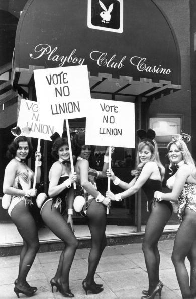 Organized Group「Playboy Picket Line」:写真・画像(2)[壁紙.com]