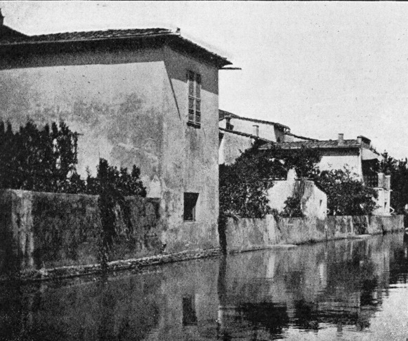 Percy Bysshe Shelley「Baths of San Giuliano - writing place of Percy Shelley」:写真・画像(11)[壁紙.com]