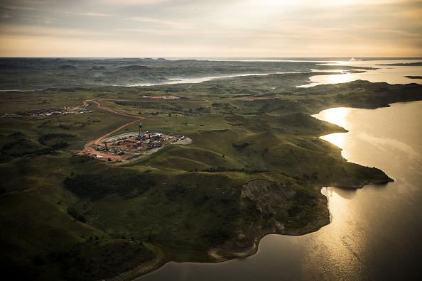 North Dakota「Oil Boom Shifts The Landscape Of Rural North Dakota」:写真・画像(0)[壁紙.com]