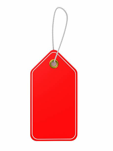 Red price tag:スマホ壁紙(壁紙.com)