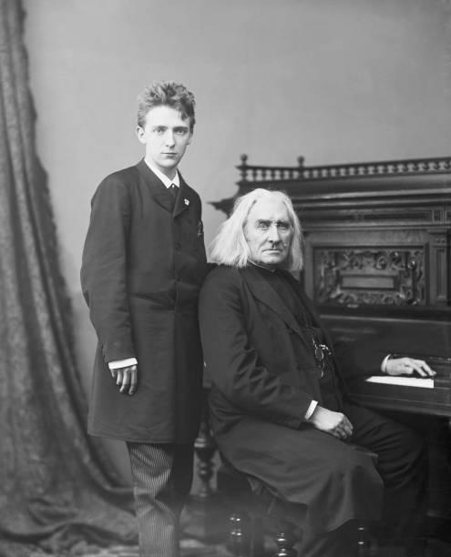 Liszt And Stavenhagen:ニュース(壁紙.com)