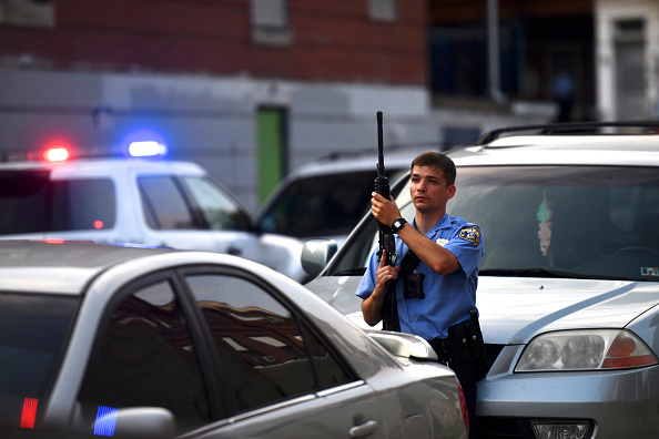 Philadelphia - Pennsylvania「Police Officers Shot In North Philadelphia」:写真・画像(3)[壁紙.com]