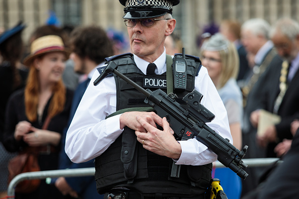 UK「Heightened Security Is Visible In London Following The Manchester Terrorist Attack」:写真・画像(13)[壁紙.com]