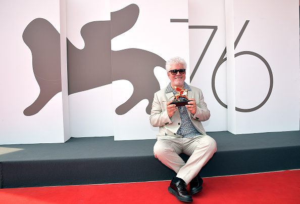 Venice International Film Festival「Pedro Almodovar Golden Lion Ceremony - The 76th Venice Film Festival」:写真・画像(17)[壁紙.com]