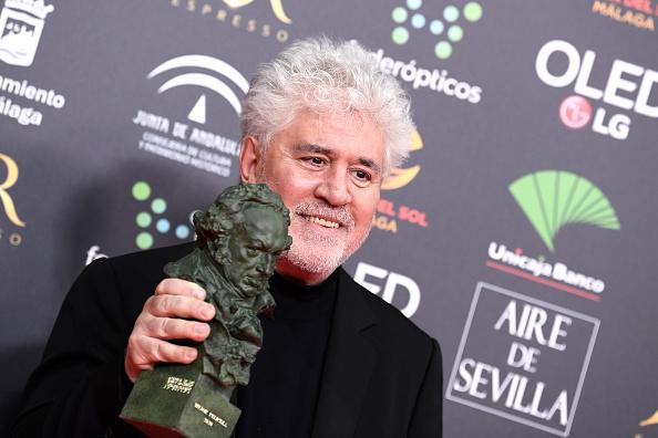 Carlos Alvarez「Goya Cinema Awards 2020 - Press Room」:写真・画像(18)[壁紙.com]