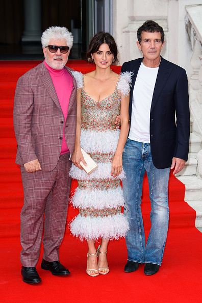"""Gold Purse「Film4 Summer Screen Opening Gala: """"Pain And Glory"""" UK Premiere - Red Carpet Arrivals」:写真・画像(17)[壁紙.com]"""