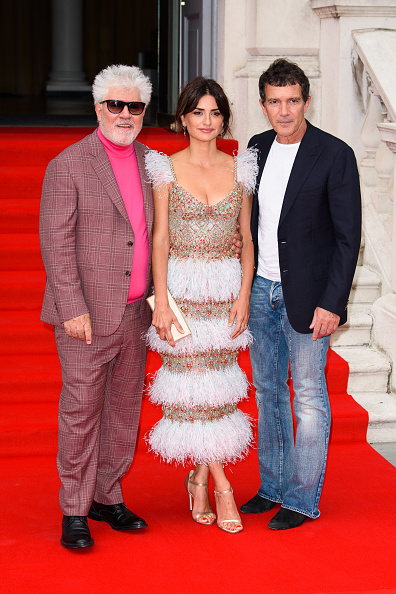 """Opening Event「Film4 Summer Screen Opening Gala: """"Pain And Glory"""" UK Premiere - Red Carpet Arrivals」:写真・画像(17)[壁紙.com]"""