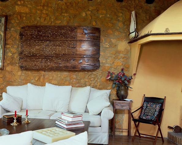 葉・植物「View of a comfortable couch in a living room」:写真・画像(19)[壁紙.com]