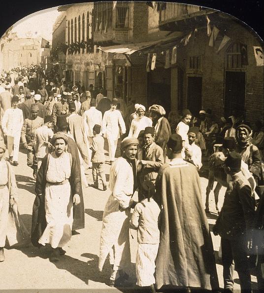 Baghdad「Crowded street in Baghdad」:写真・画像(11)[壁紙.com]